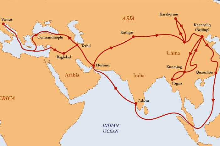 Il milione, il libro che racconta i viaggi in Asia di Marco Polo