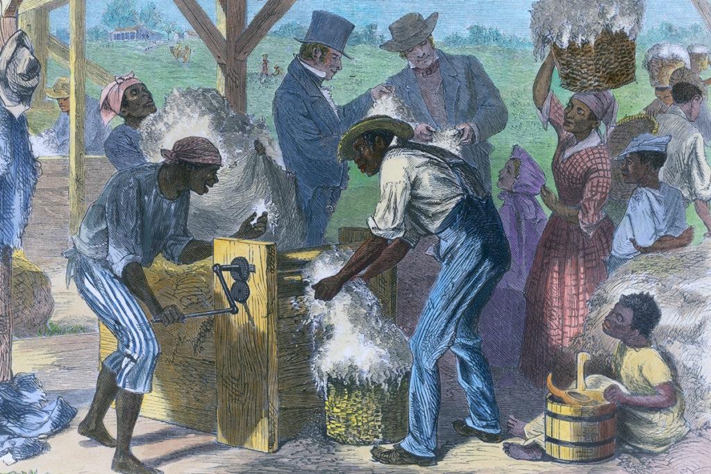rivoluzione americana schiavi