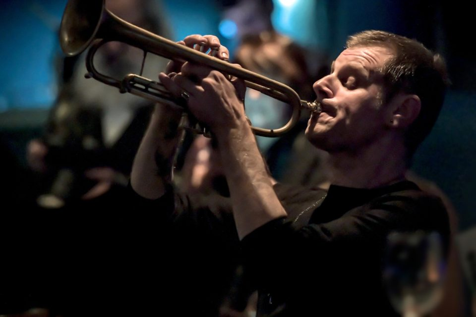 Fabrizio Bosso e Julian Oliver Mazzariello Duo at Bluenote Milan © Roberto Cifarelli