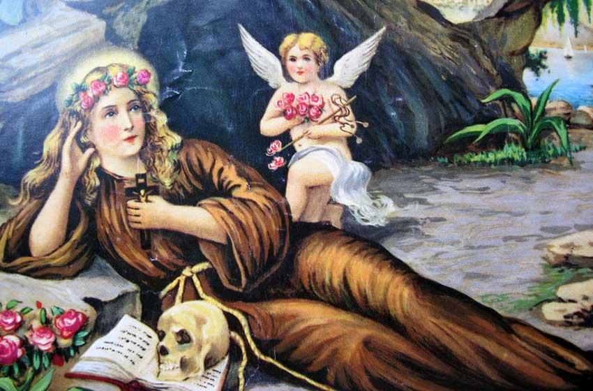 Festino, quando Santa Rosalia non era patrona di Palermo