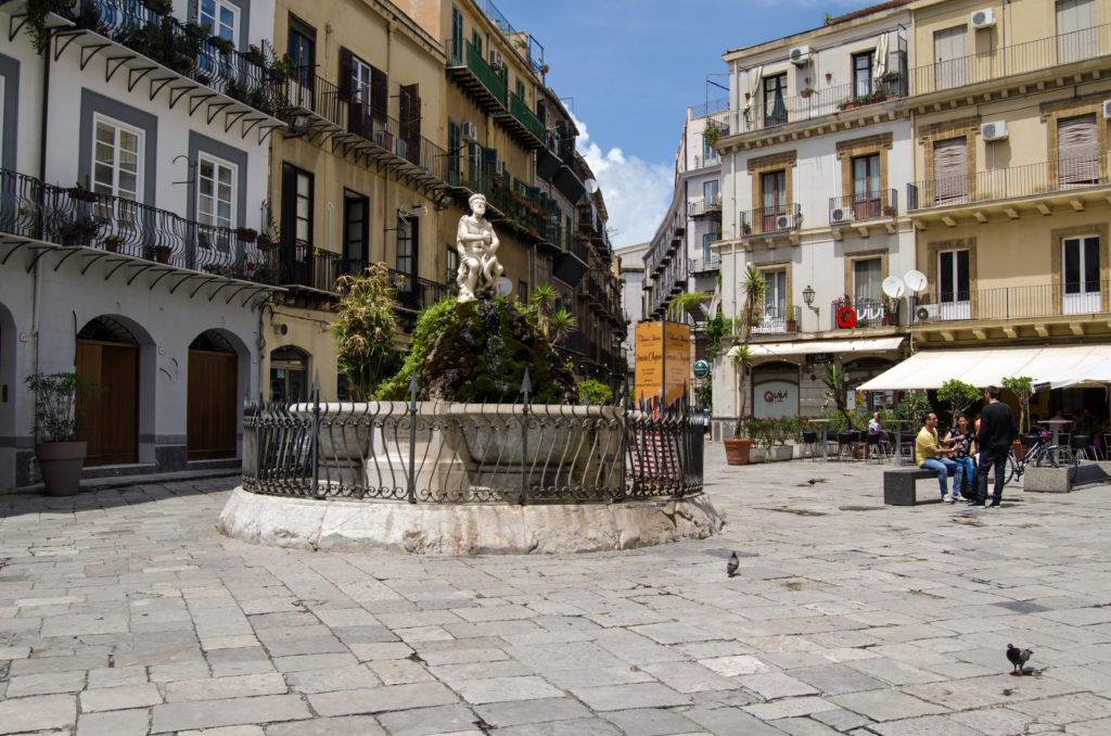 Piazza Risoluzione Palermo