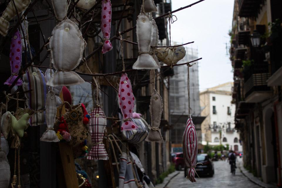 La Kalsa, l'antico quartiere arabo di Palermo